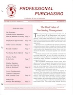 Professional Purchasing Cover Small