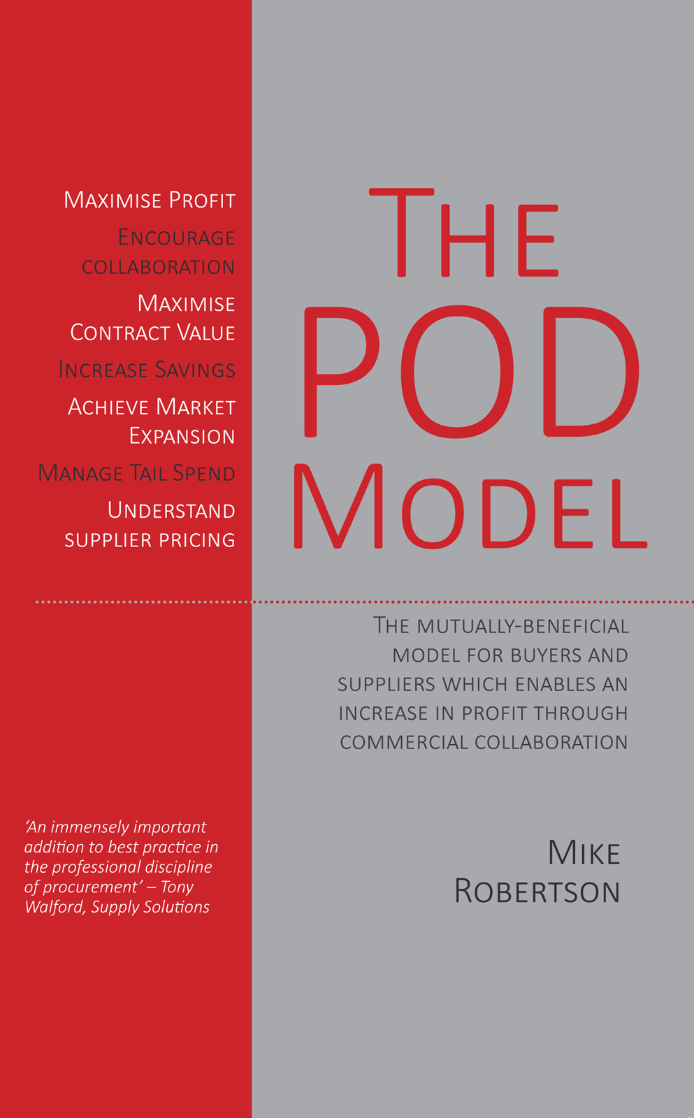 Book Review: The POD Model