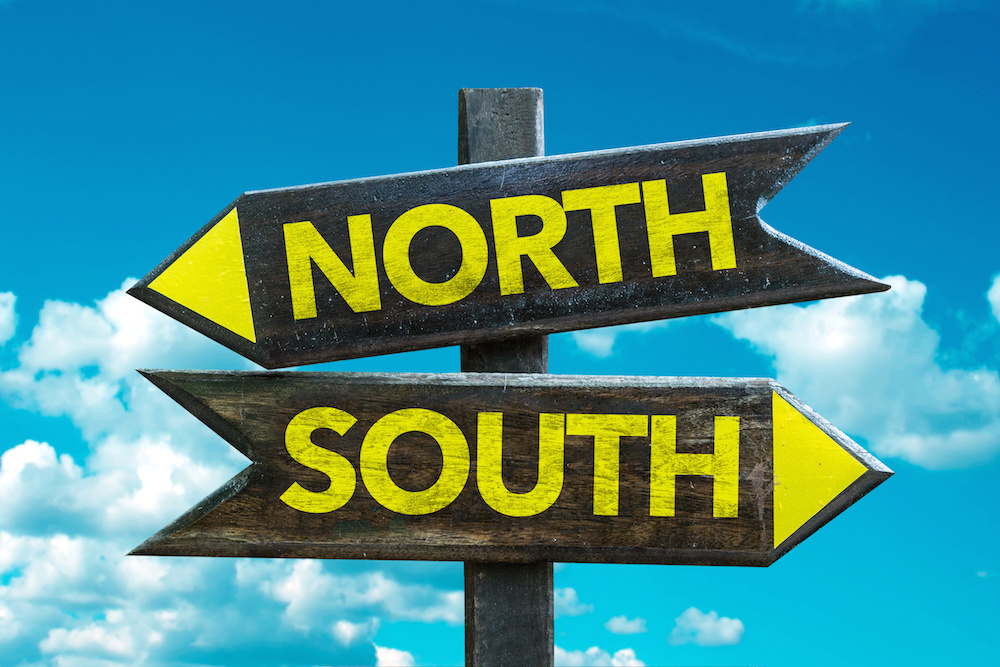 The Great North/South Divide