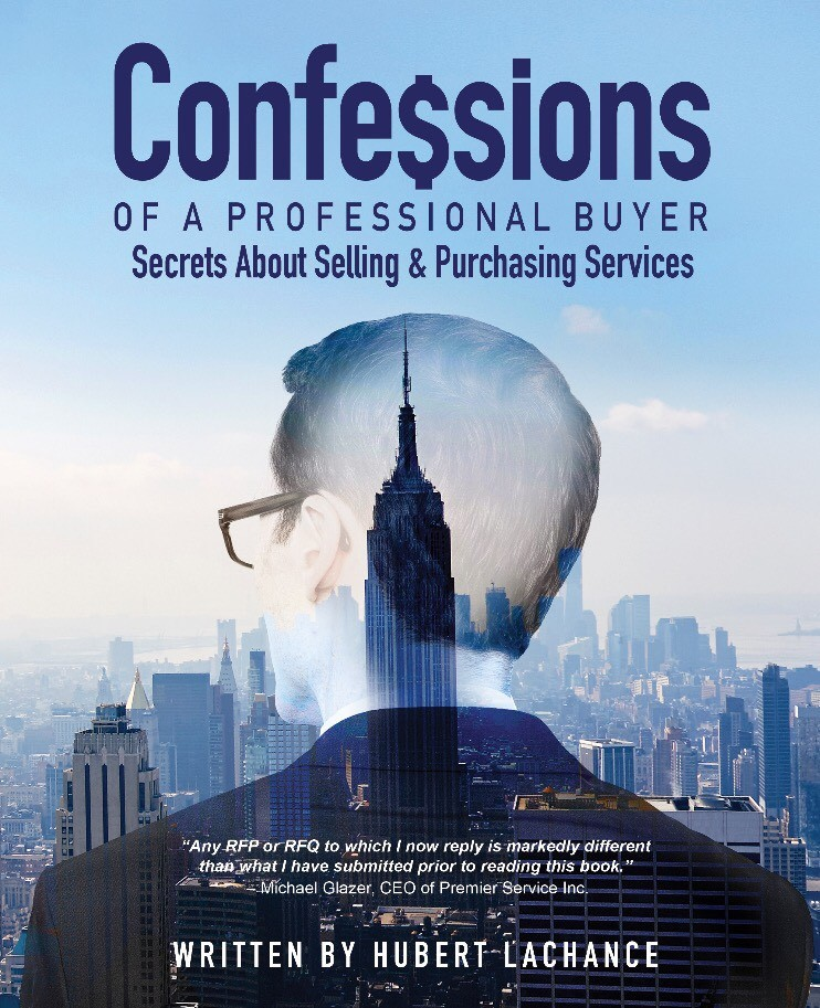 Book Review: Confessions of a Professional Buyer