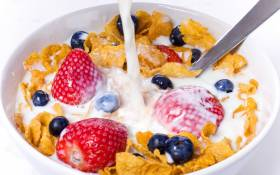 Reducing your carbon footprint with your morning cereal