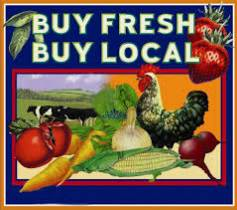 Why eat locally grown food