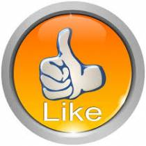 "How often are you tempted to hit the ""Like"" button?"