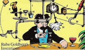 Blog Pick of the Week: Sourcing Solutions NOT for Rube Goldberg