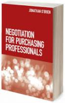 Book Review: Negotiation for Purchasing Professionals