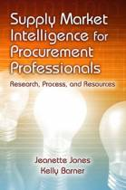 "Strategic Sourceror: 'Supply Market Intelligence for Procurement' book is ""spot on"""