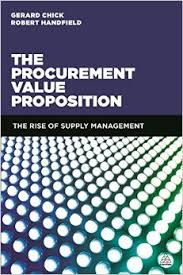 Book Review: The Procurement Value Proposition