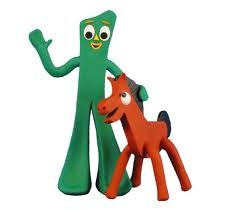 How to be like Gumby and Pokey