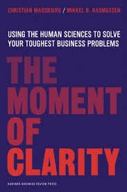 Book Review: The Moment of Clarity