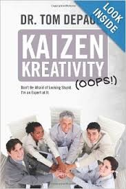 Book Review: Kaizen Kreativity (OOPS!)